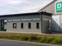 Fassadengestaltung Bäckerei